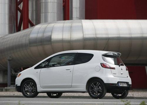 3缸1.0L小排量 三菱全新小型车即将国产