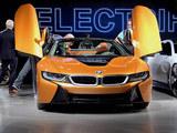 宝马i8 Roadster正式发布 洛杉矶车展