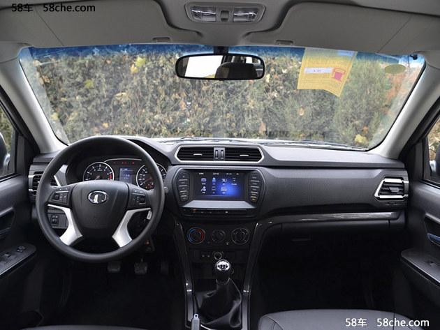 风骏5欧洲版新车型上市 售8.88-9.88万