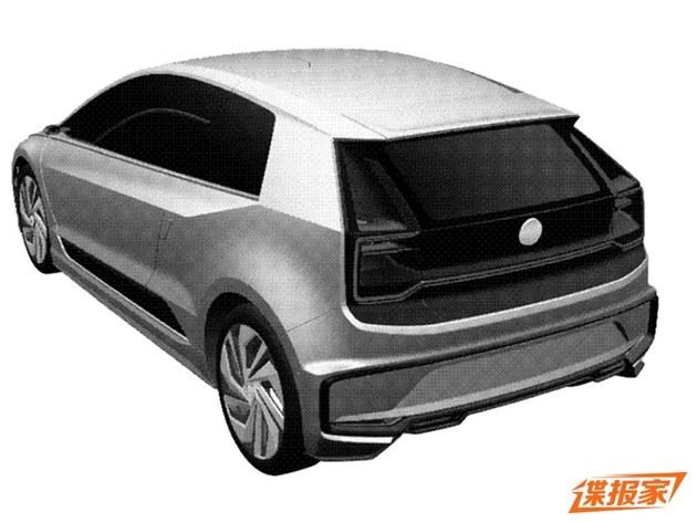 曝大众Gen.E概念车专利图 展示更多细节