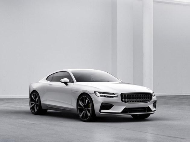 Polestar新车计划曝光 2020年前推4款车