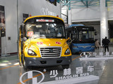 少林客车公开测试 纯电动/校车碰撞安全