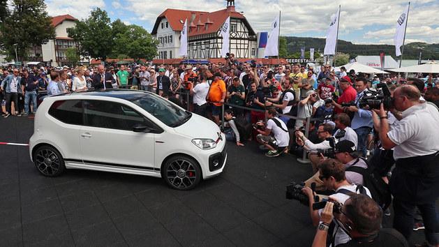 大众Up! GTI欧洲发售 0-100km/h仅8.8秒
