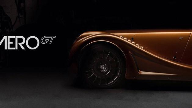 摩根发布新AERO 8 GT预告图 明年3月亮相