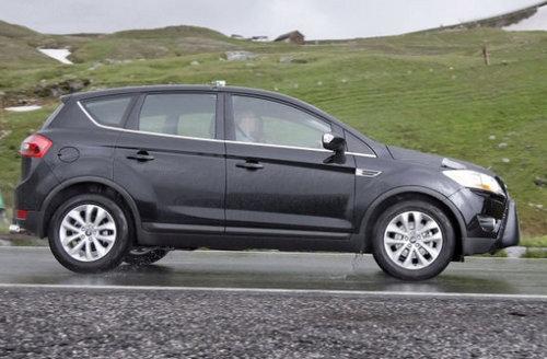 Kuga换代新车 长安福特将引进首款SUV