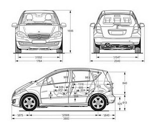 预计售23-28万 奔驰A级将于年底入华