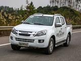 江西五十铃D-MAX试驾 国V排放 动力提升