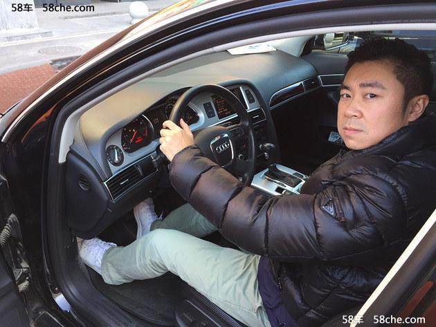 温暖冬日-奥迪官方认证二手车车主专访