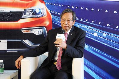 猎豹新能源汽车下线仪式 李建新总裁专访