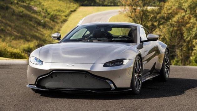 全新一代Vantage计划曝光 或将推V12版
