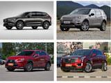 沃尔沃全新XC60上市 四款豪华中型SUV推荐