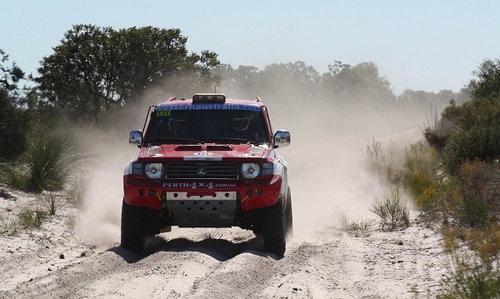 长丰猎豹车队澳洲萨法里拉力赛夺冠
