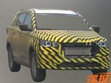 SWM斯威X9路试谍照曝光 斯威品牌全新SUV