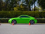 全新奥迪TT RS性能测试 实力太强价太高