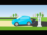 2020年底前 新能源汽车免征车辆购置税