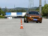 福特福克斯1.5T两厢测试 加速表现很好