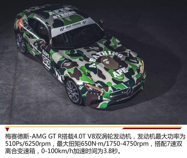2017十大汽车联名企划 潮物志