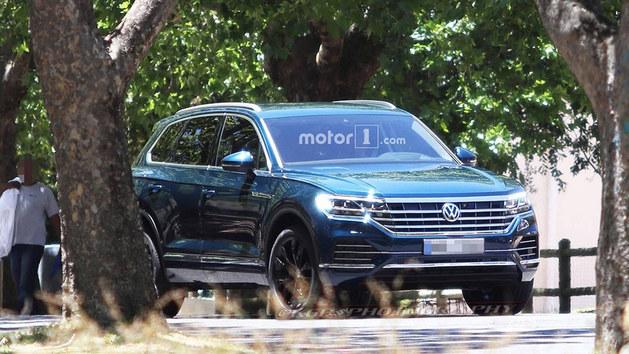 大众新一代途锐消息 明年北京车展亮相
