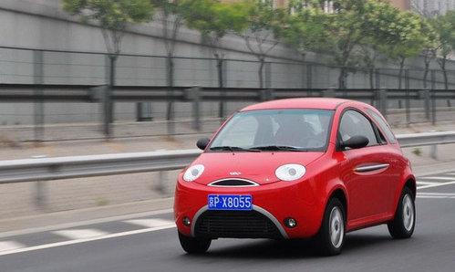 乐在其中 试驾时尚可爱小车奇瑞QQme