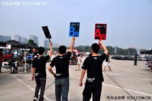 """""""2010MINI中国任务""""北区区域复赛实况"""
