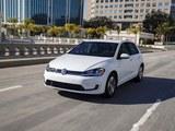 大众全新e-Golf产量翻倍 3月正式上市