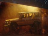 奔驰发布全新G级视频 北美国际车展亮相