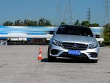 北京奔驰E300 运动型测试 比例更加协调
