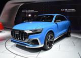 奥迪SUV新旗舰Q8 将于6月中国全球首发