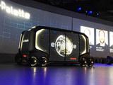 丰田e-Palette Concept概念车 2018 CES