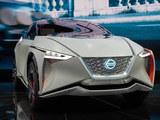 2018 CES:日产IMx概念车量产版本亮相