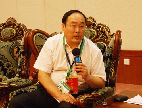 专访中汽国际林海临副总
