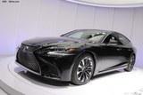 雷克萨斯LS即将上市 或将推出六款车型