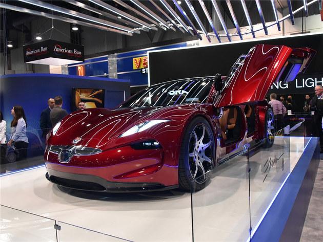 Fisker发布EMotion车型 续航里程超600km