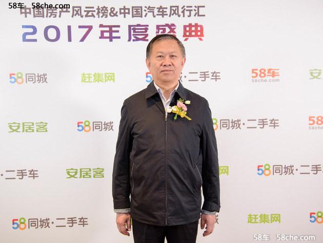 中国流通协会有形市场商会副理事长苏晖