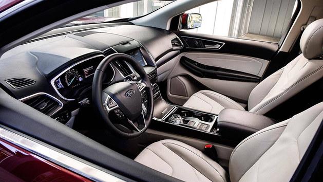 福特发布新锐界官图 将于北美车展亮相