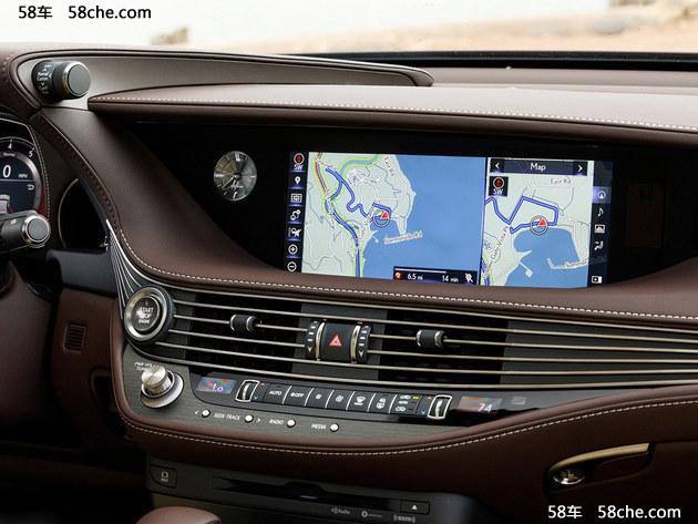 雷克萨斯LS豪华版车型值得购买