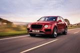 宾利推出添越V8 主攻超豪华SUV细分市场