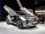 广汽传祺Enverge概念车 于北美车展亮相