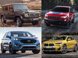 SUV占多数 北美车展十七款入华车型汇总