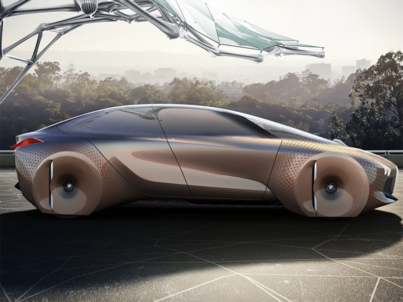 宝马将推出iNext概念车