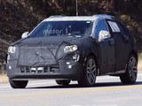 凯迪拉克XT4最新消息 或3月亮相纽约车展