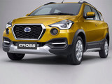 Datsun Cross车型官图发布 定位小型SUV