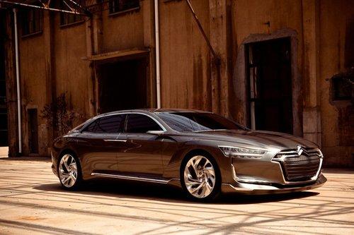 国内将会引入 雪铁龙DS9旗舰轿车将量产