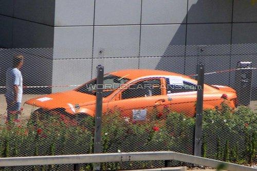 将于明年推出 2012款奔驰C级coupe再曝