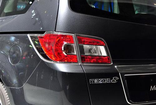 于年底上市 全尺寸MPV马自达8将国产