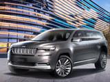 Jeep大指挥官官图发布 将于第二季度上市