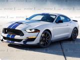 全新Shelby Mustang GT500 今年2月亮相