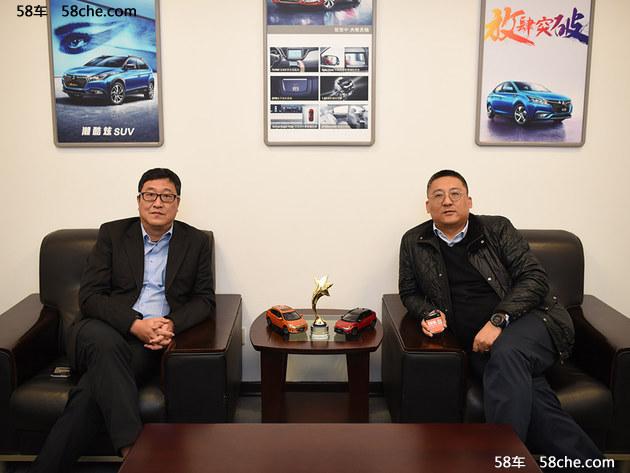 东风裕隆纳智捷总经理特别助理 叶磊专访