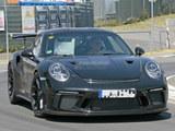保时捷911 GT3 RS 或于日内瓦车展亮相