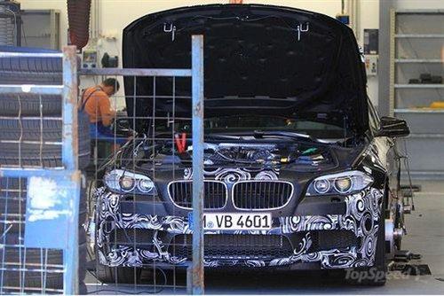 配V8动力/车身减重 新一代宝马M5将问世